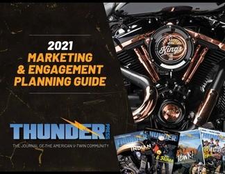 2021 Thunder Press Marketing & Engagement Guide