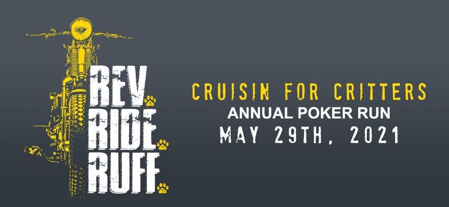 Cruisin for Critters Poker Run 2021