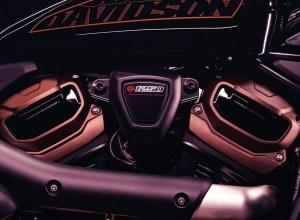 Harley-Davidson Teases New Revolution Powered Model