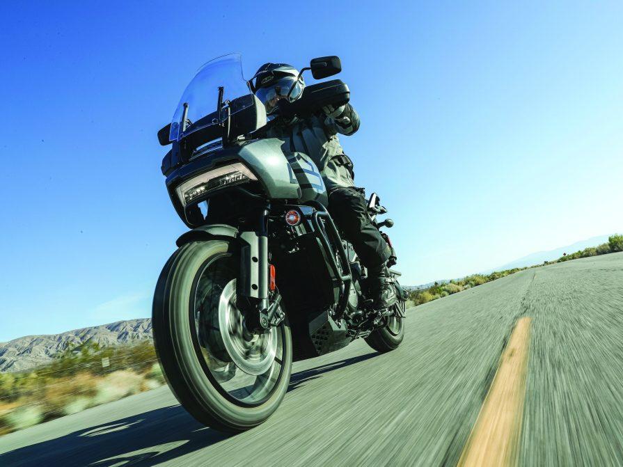 2021 Harley-Davidson Pan America 1250