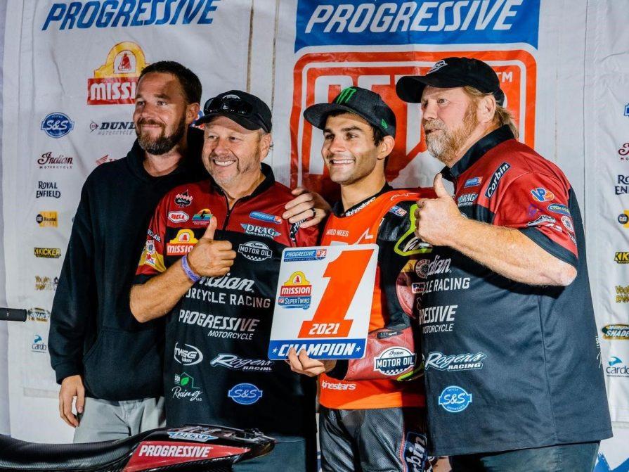 Progressive AFT Finale 2021 Grand National Champion Jared Mees
