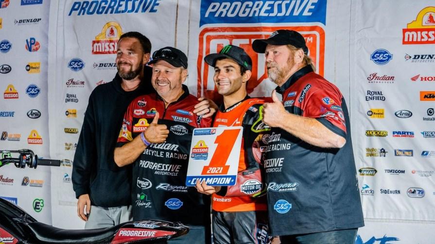 2021 Progressive AFT Finale Grand National Champion Jared Mees
