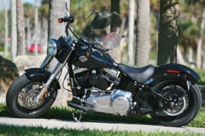 2012 H-D FLS Softail Slim