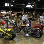 The Arlen Ness Experience at the Deadwood Mountain Grand offered 24 sweet customs from the master's collection