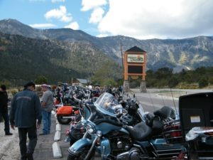 The Mount Charleston Resort sits quietly at the base of the Las Vegas Ski and Snowboard Resort