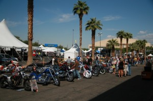 12th annual Las Vegas BikeFest