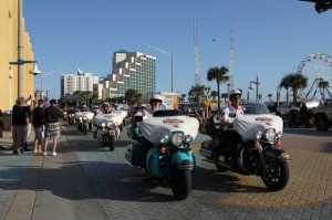 2013 Daytona Bike Week Rally Planner - It's the Law