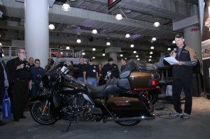 Mike Morgan of Harley-Davidson discusses The Motor Company's plans for the 110th Anniversary and other events