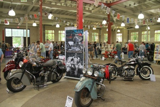 American iron takes center stage at the Viking Chapter National Meet