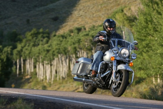 The 2014 Road King will not disappoint any fan of the breed