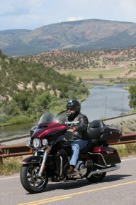 Banging the Twin Cool 2014 Limited to the limits, above a cool lake in a most cool Colorado location... it was... cool