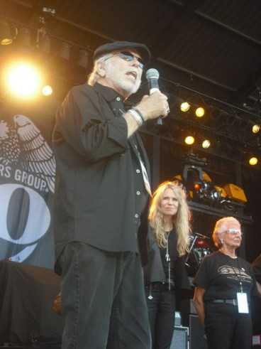 HOG 30th anniversary - Willie G opening