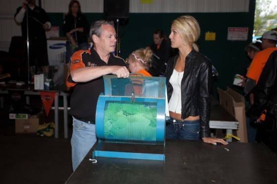 John Haverty and Emily Quandt draw more qualifiers for the Sportster giveaway