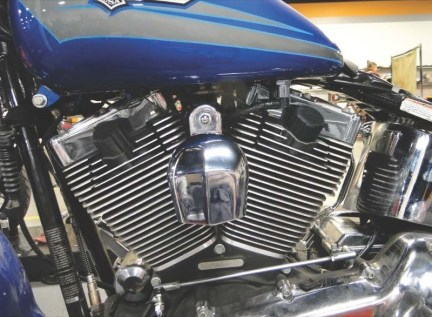Accel Motorcycle Stealth SuperCoil