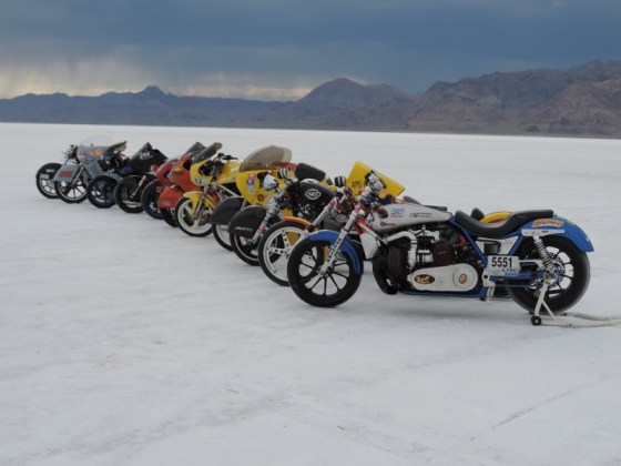 10th annual BUB Motorcycle Speed Trials