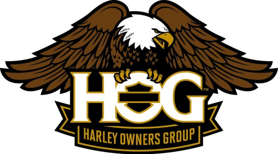 New Harley Owners Group (H.O.G.) logo
