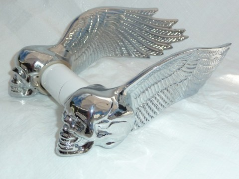 Cycle Wings Axle Nut Covers