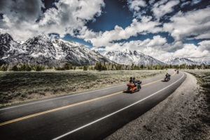 Harley-Davidson Authorized Tours partners with Edelweiss Bike Travel