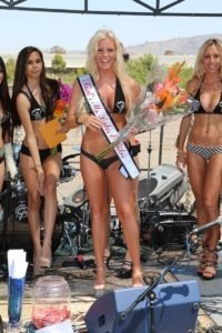Ivy Ferguson, Clint's Bikes and Babes Contest
