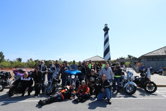 13th annual Outer Banks Bike Week