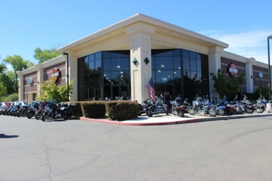 Folsom H-D is about 30 miles east of the Sacramento airport and one of the only licensed Harley rental locations in the Greater Sacramento area, offering stellar service and one helluva selection of new and used scoots