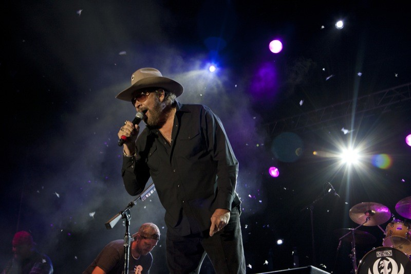 Hank Williams Jr. dazzled the crowds with his inherited musical skills. No one exemplifies family tradition like Bocephus.