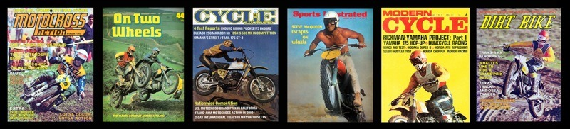 The '60s boom in everything motorcycle… included new magazine titles galore! Most are long gone by now, and several were not very worthy in the first place. But while it lasted, it was a bonanza of information and opinion for the enthusiast. Cycle Guide, Cycle Illustrated, Modern Cycle, Dirt Bike, Big Bike, Easyriders… to name a few… managed to not only document the machines and the hobby at the time, but affect it as well.