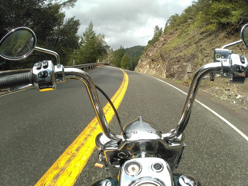 The road to the Oregon coast is filled with delightful twists and turns