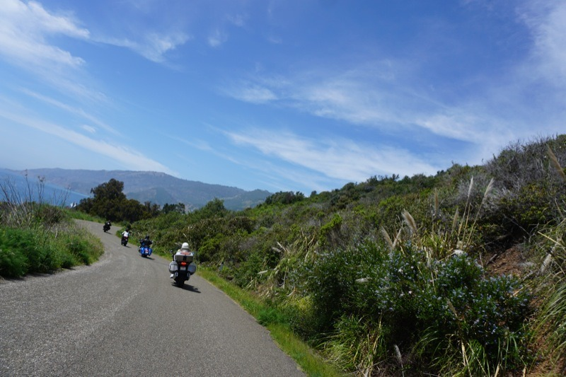 Naciemento-Fergusson Road is worth checking out—just keep your eyes on the road