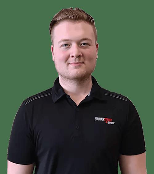 Thunderstruck employee image of Tyler Wiebe