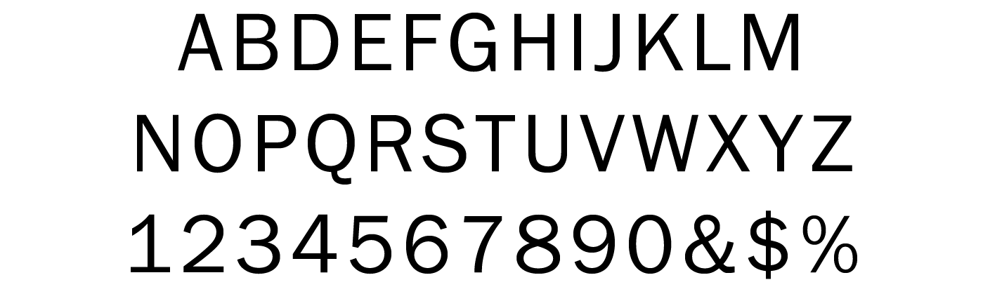 Franklin Gothis URW Font