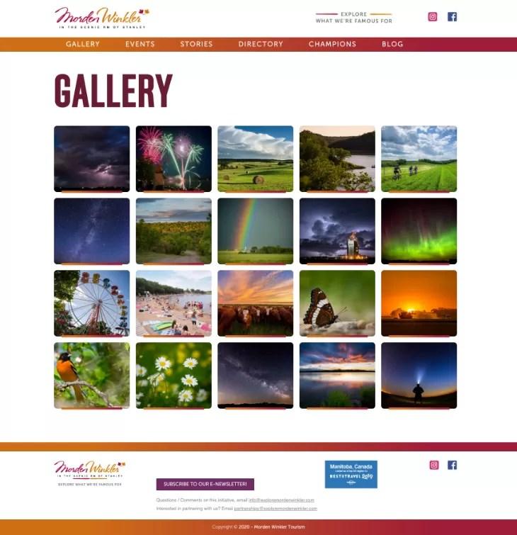 Gallery Morden Winkler Tourism Desktop