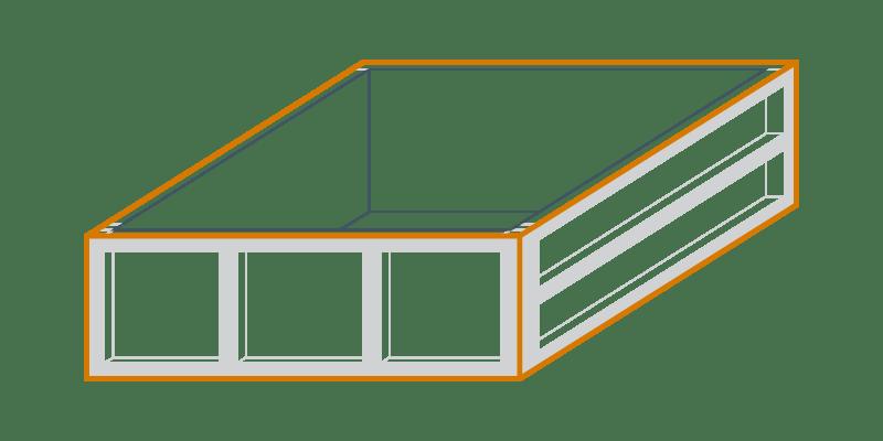 Ben Lift frame colour options icon