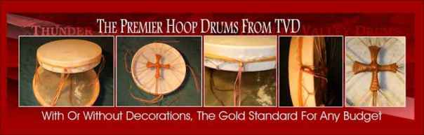 Premier Hoop Drums from Thunder Valley Drums