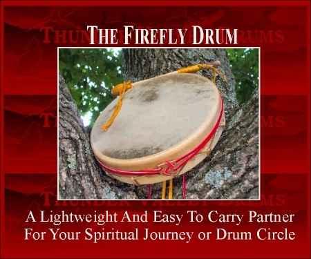 Lightest Hand Drum