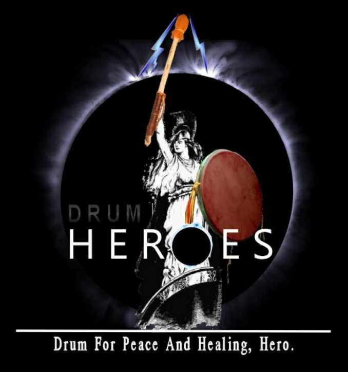 Heroes Drum For Peace