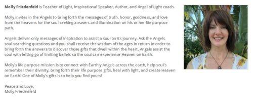 a healer and an angel