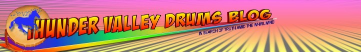 Thunder Valley Drums Blog