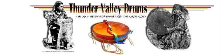 Thunder Valley Drums Blog header