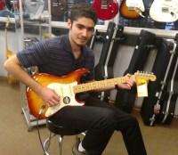 Fender American Strat. w/ custom shop pickups