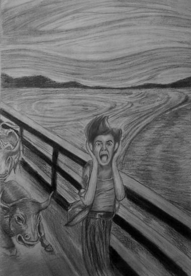 That scream!