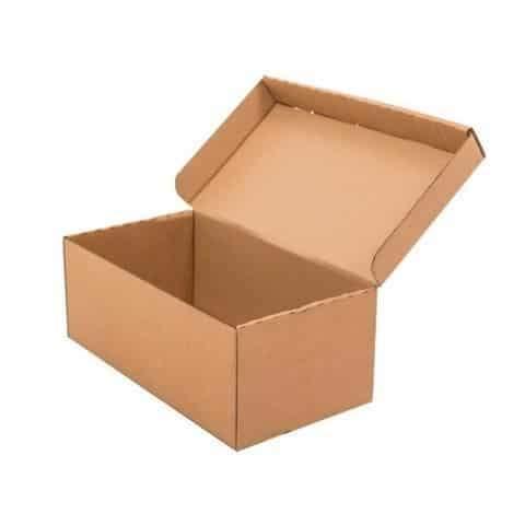 Hộp giấy carton đựng giày