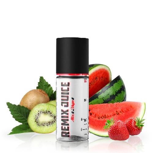 Remix Juice hương dưa hấu, dâu kiwi - Thuốc Lá Xanh