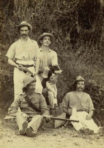 05--Hunting Party