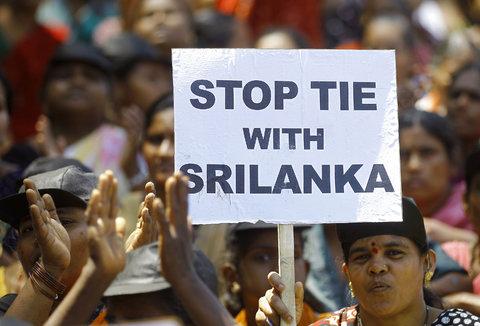 stop Sri lanka