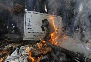 burning MR