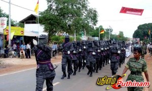 23a - Black Tigers Marching