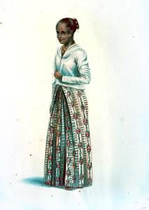 3c- Sylvaf- A Sinhala lady