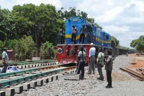 kili train