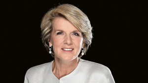 JULIE BISHOP